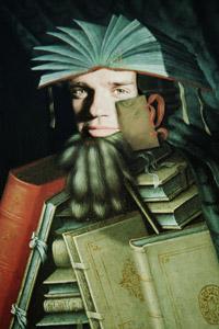 Stefano Diana ritratto da Elena Somarè